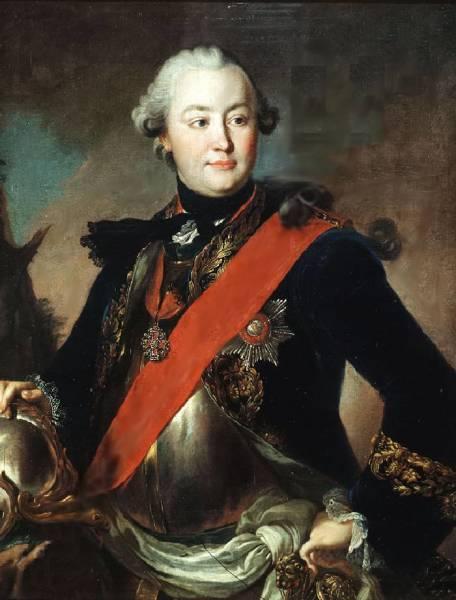 Ф. С. Рокотов, «Григорий Орлов», 1762-1763 гг.