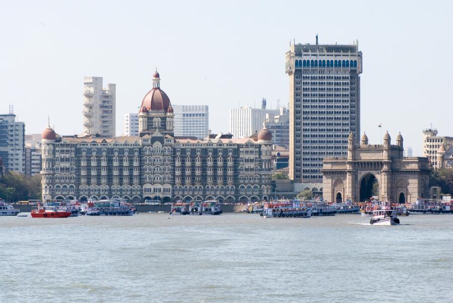 Мумбаи, ворота Индии