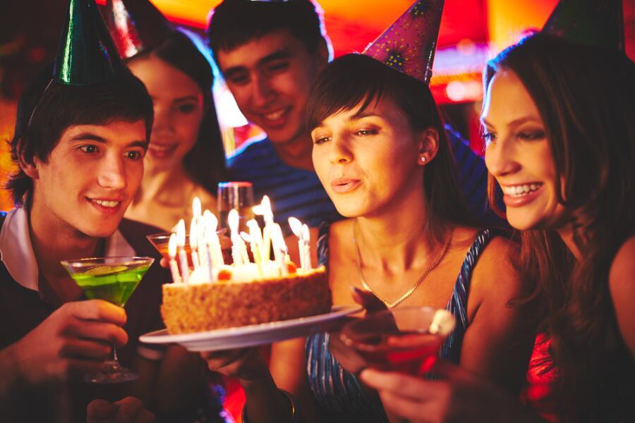 Какие мысли может навевать день рождения?