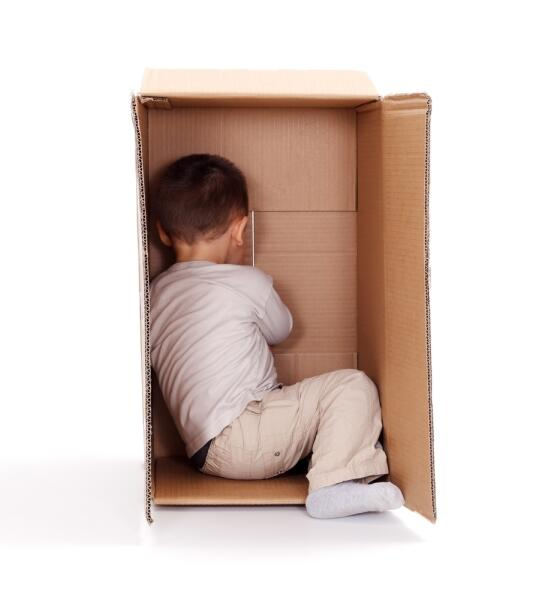 Как исцелить травму внутреннего Ребенка? Обзор книги Томаса Троуба «Лицом к лицу со страхом»