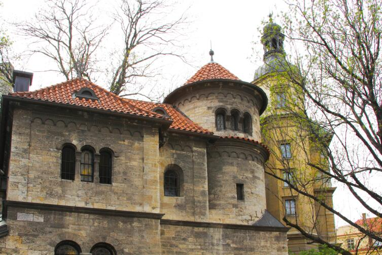 Еврейский музей в Праге