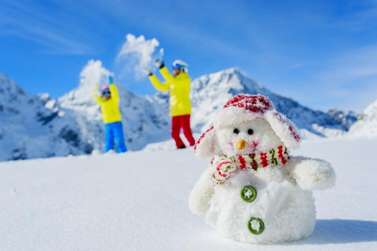 Всемирный день снега. Как его провести?
