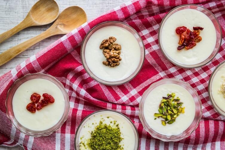 Что такое бланманже? Рецепт эффектного десерта.