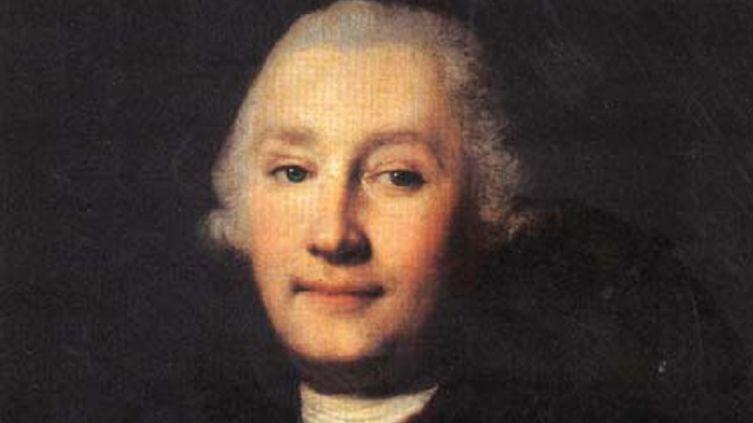 Виргилиус Эриксен, «Портрет графа Орлова», фрагмент