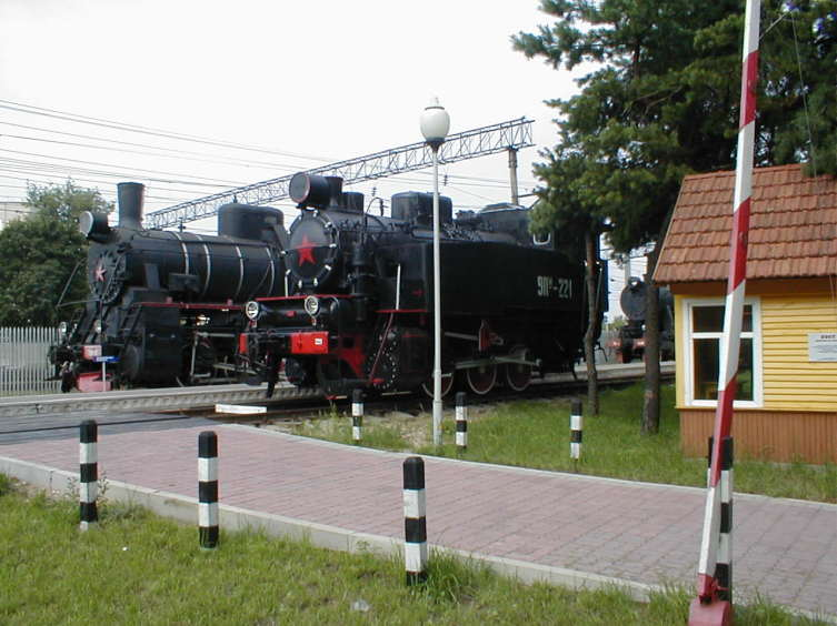 Барановичи. Музей истории железной дороги