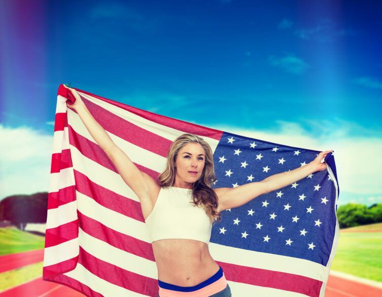 Какая она, женщина по-американски?