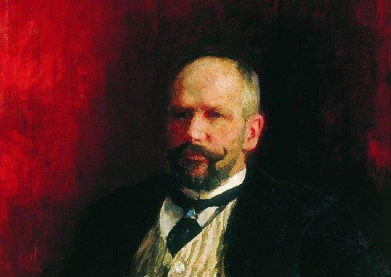 В чем тайна портрета Столыпина?