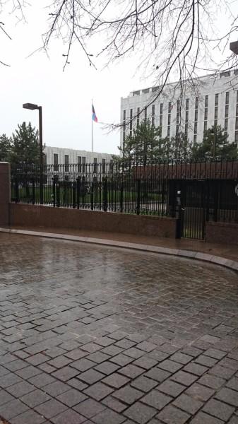 Вот она, нынешняя Площадь имени Бориса Немцова