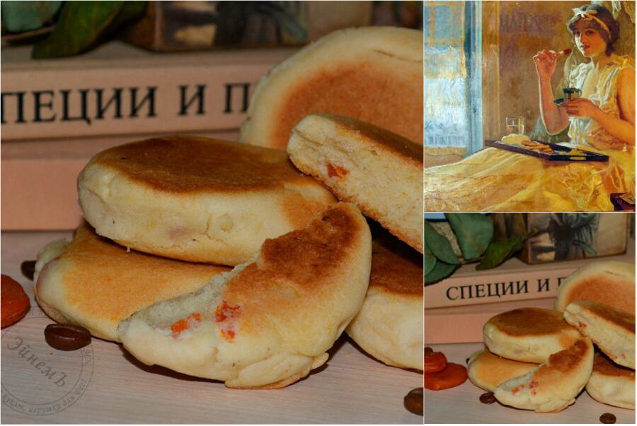 Как приготовить английское печенье?