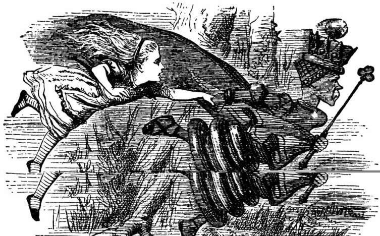 Почему сказки Льюиса Кэрролла разобрали на цитаты?