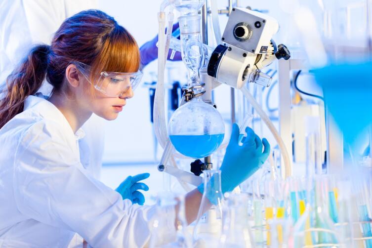Чувствовать или видеть? Химия  XXI века