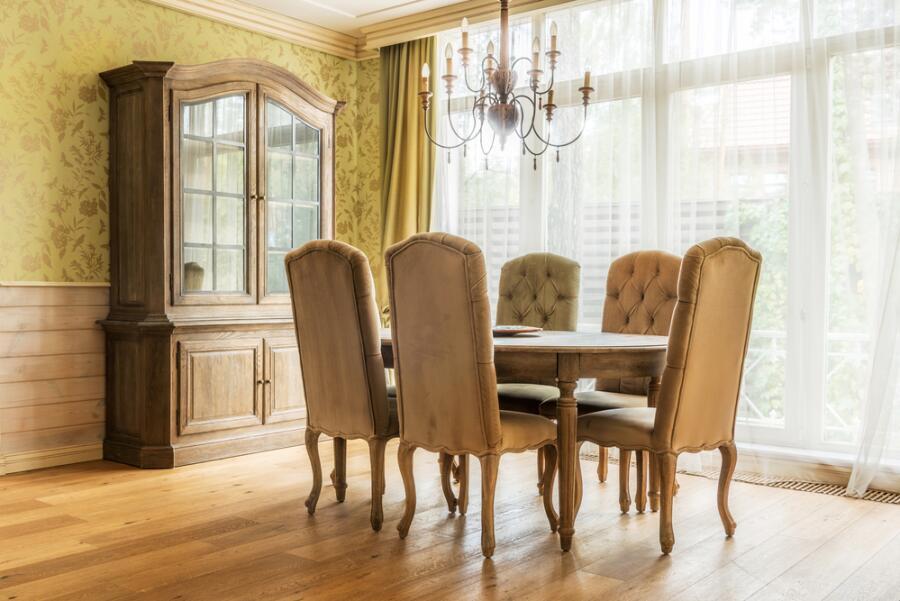 Возможен ли классический интерьер в маленькой квартире?