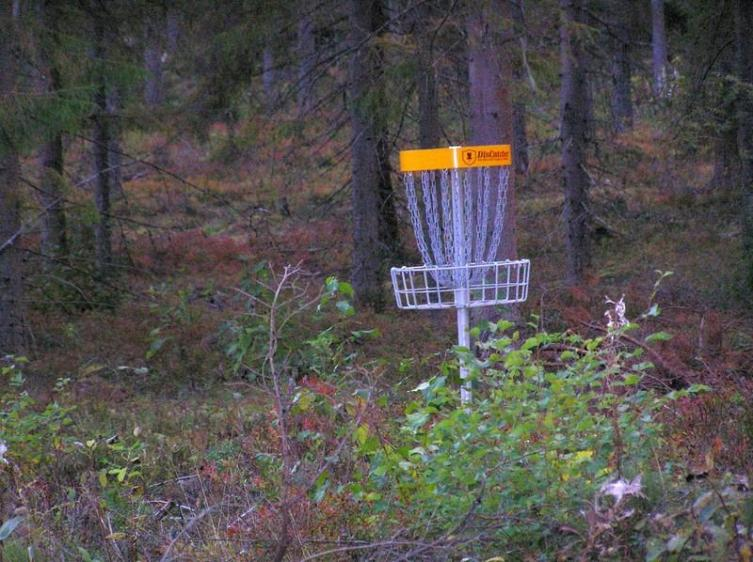 Место хранения клюшек для гольфа