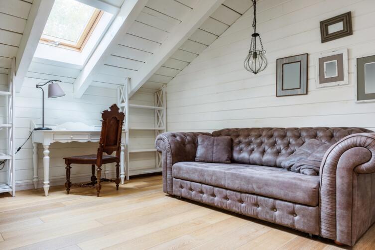 Классический интерьер в небольшой квартире: как не перестараться?