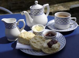 Попить чай с английскими сконами - одно из любимейших занятий англичан.