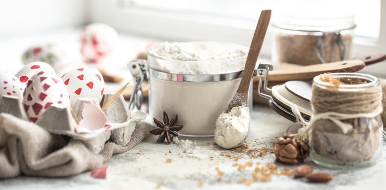 Как испечь вкусный пасхальный кулич?