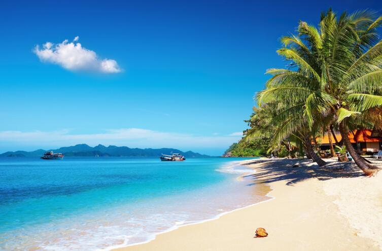 Тропический пляж, Таиланд