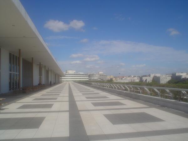 Смотровая площадка Кеннеди-Центра
