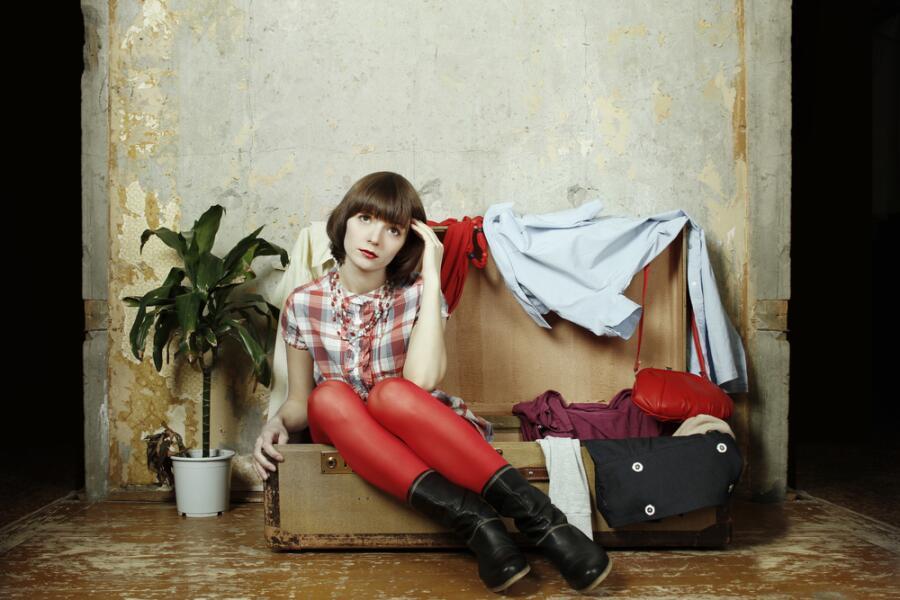 Байки старьевщицы: кому нужны старые вещи? Одежда
