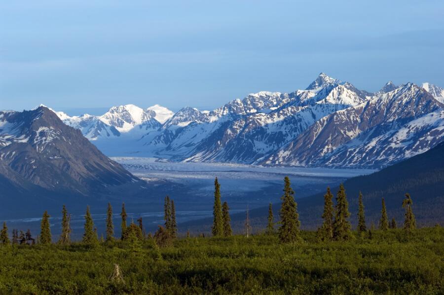 Аляска. Какие символы характерны для этого штата США?
