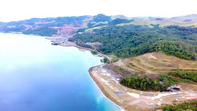 Оловянные копи на острове Банка