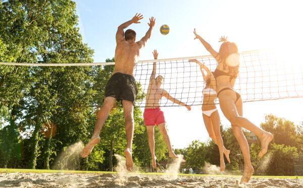 Как не поправиться в отпуске? Отдых должен быть активным!