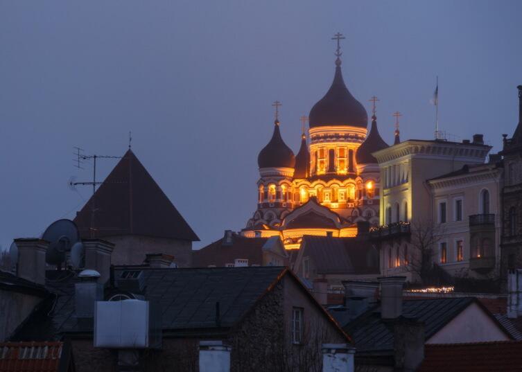 Православный Александро-Невский собор