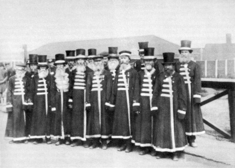 Оружейные мастера Ижевского завода, 1880-е годы