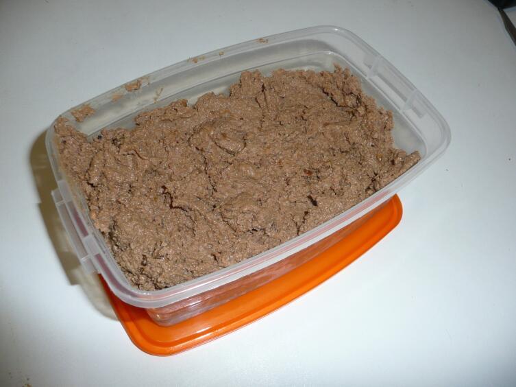 Как приготовить паштет из свиной печени?