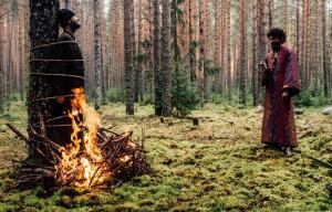 Современное российское кино. О чем поведает фильм «Монах и бес»?
