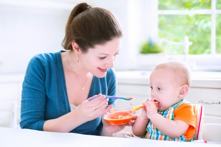 Как приучить ребенка есть полезные продукты?