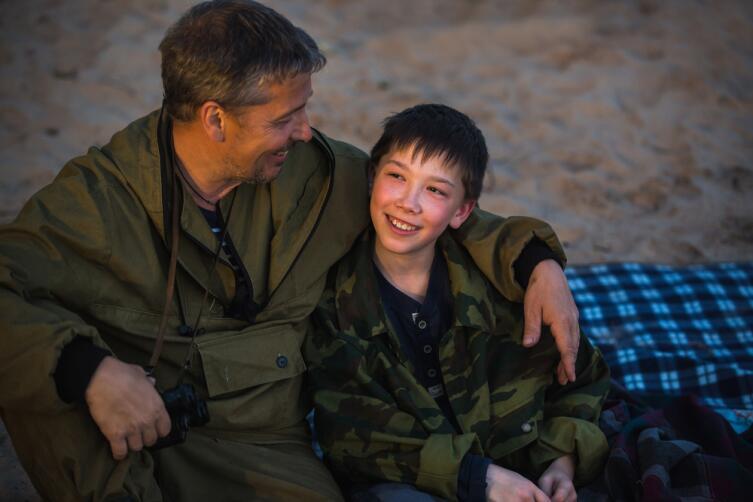 Как не лишить своего сына мужественности?
