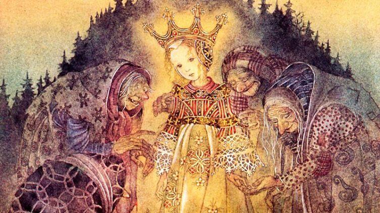 Суламифь Вулфинг, «Детство и старость»