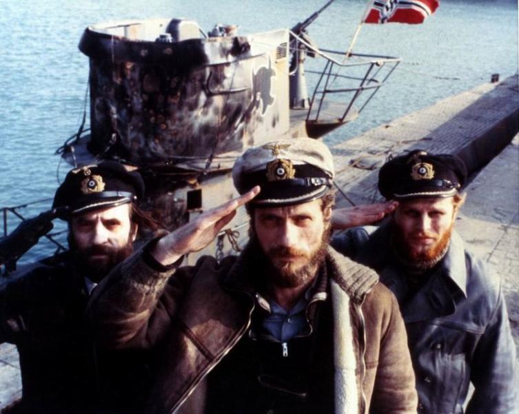 Кадр из к/ф «Подводная лодка», 1981 г.