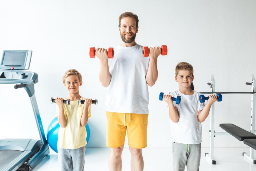 Как выбрать подходящий для себя вид спорта?