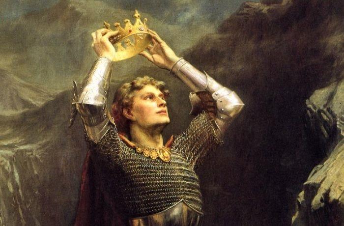 Кем был король Артур из Камелота в прошлой жизни?