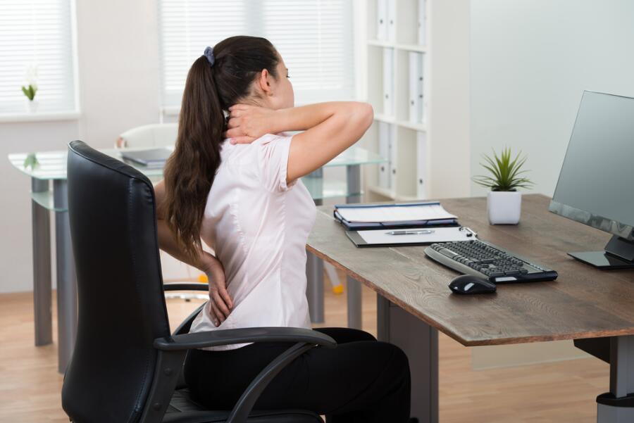 Правильная осанка: как её поддерживать? Простые советы для самонастройки