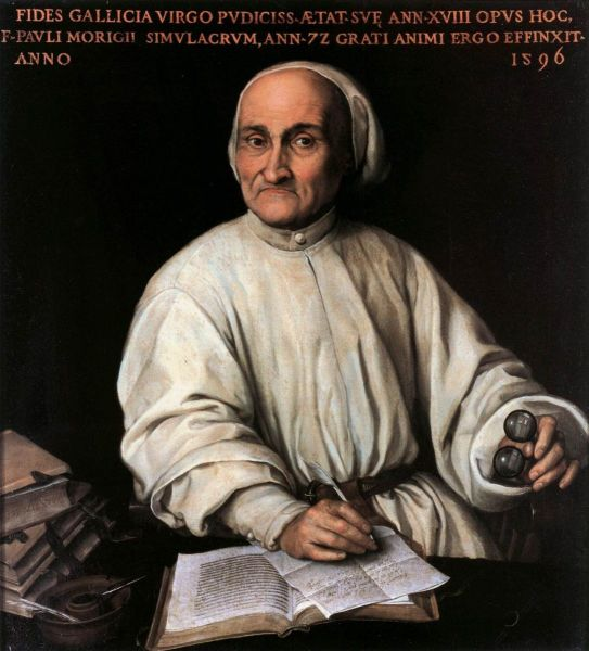 Галиция Феде, «Паоло Мориджиа», 1596 г.