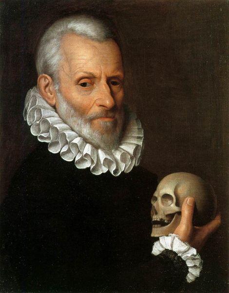 Галиция Феде, «Портрет врача», 1605 г.