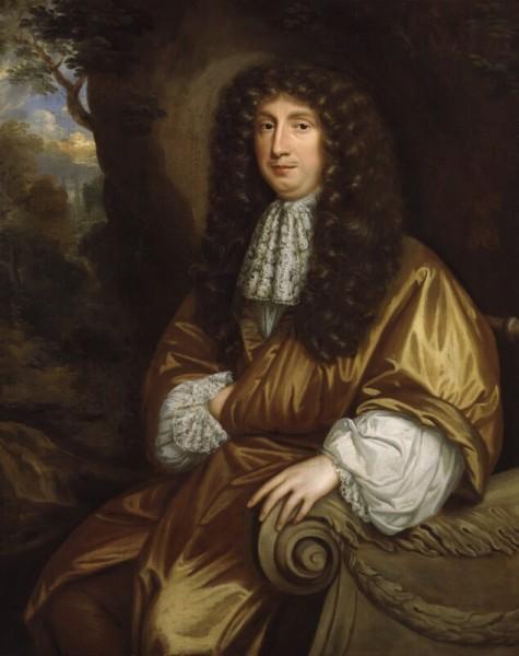 Мери Бил, «Джордж Сэвил, 1-й Маркиз Галифакс», ок. 1674-1676 гг.
