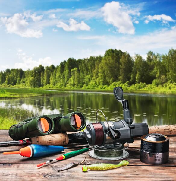 Нужен отдых? Пора на рыбалку! Часть 1