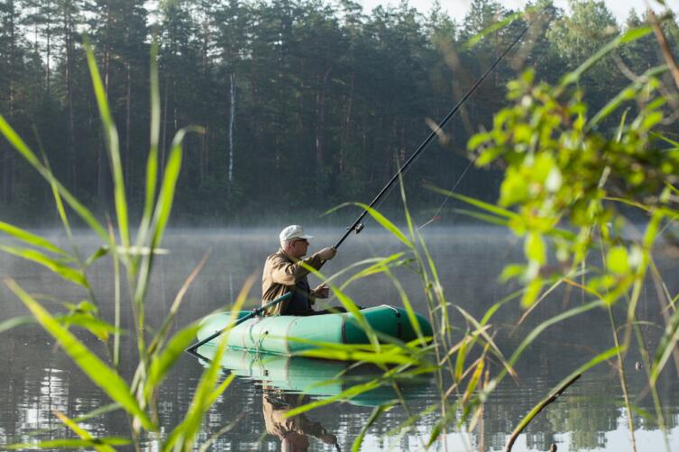 Нужен отдых? Пора на рыбалку! Часть 2