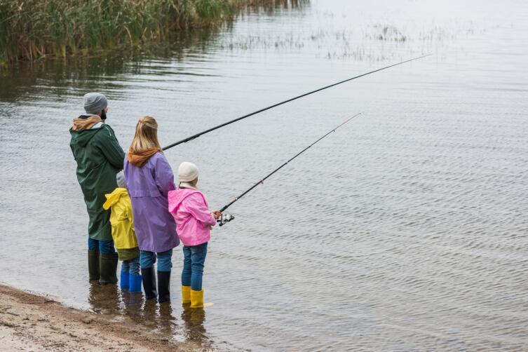 Как собраться на рыбалку летом?