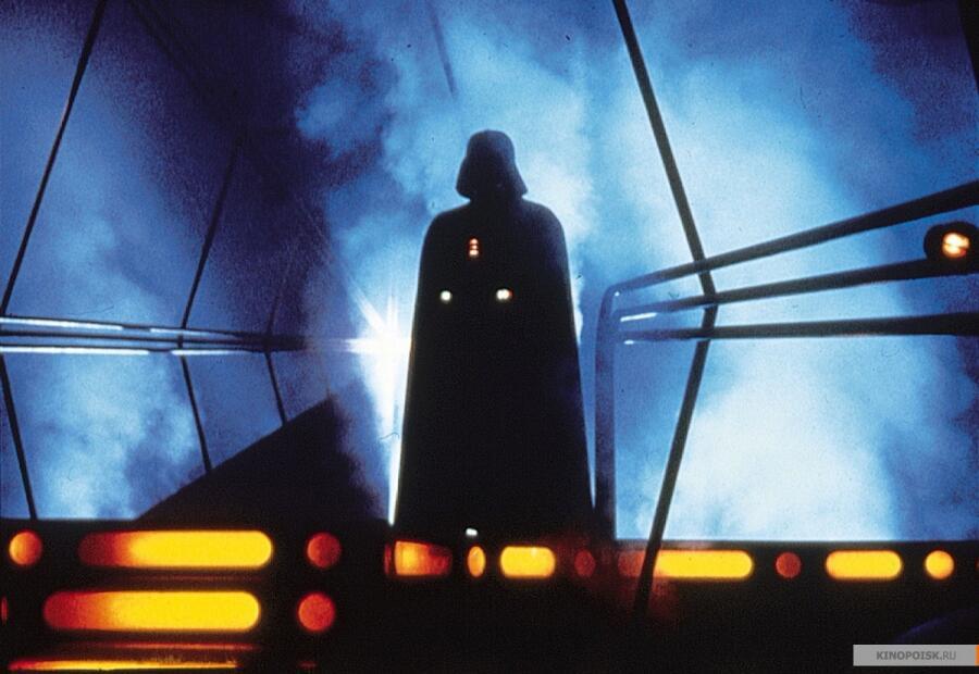 Кадр из к/ф «Звёздные войны: Эпизод 5 – Империя наносит ответный удар», 1980 г.