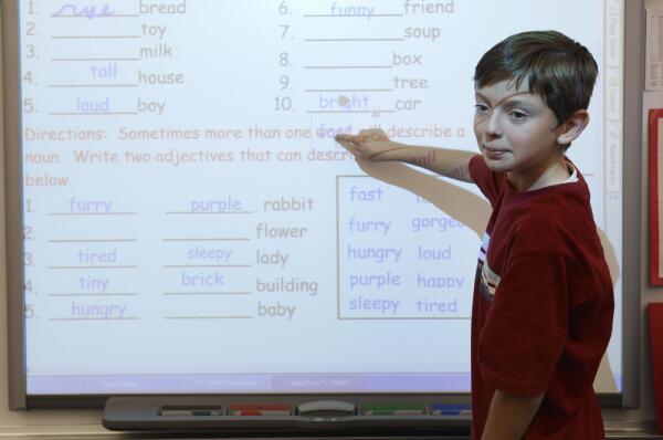 Как сделать хорошую презентацию на школьное занятие?