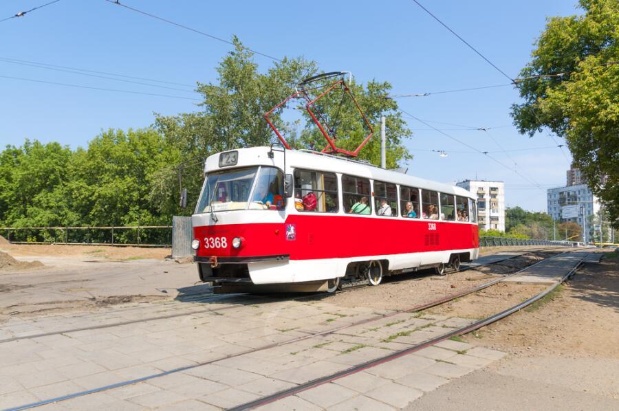 Как работает общественный транспорт?