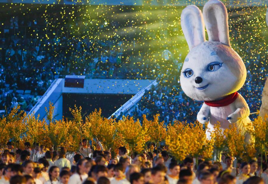 Олимпийские игры Сочи-2014, церемония закрытия