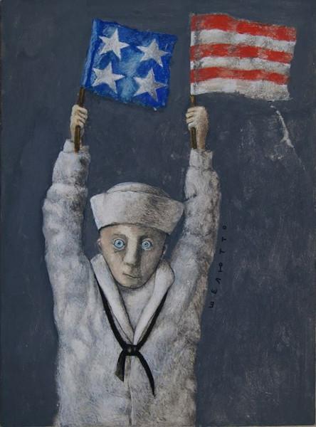 Андрей Шелютто, «Американский морячок»