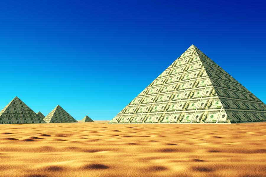Финансовые пирамиды. Как не попасть в ловушку своей жадности?