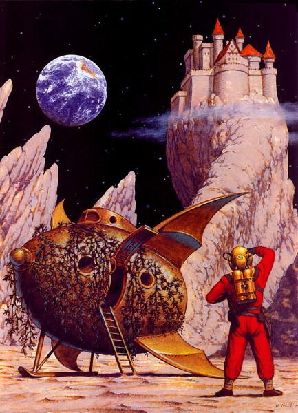 Уолтер Велес, «Замок на вершине»